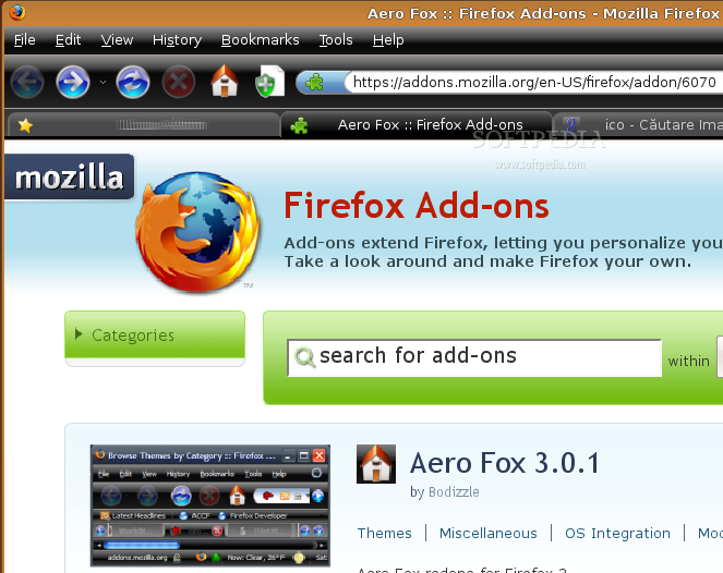 Aero Fox screenshot 1