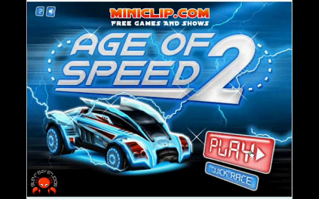 Age of Speed 2 - A free Racing Game - Miniclip