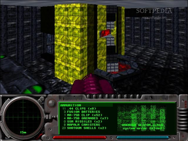 Aleph One/SDL screenshot 3