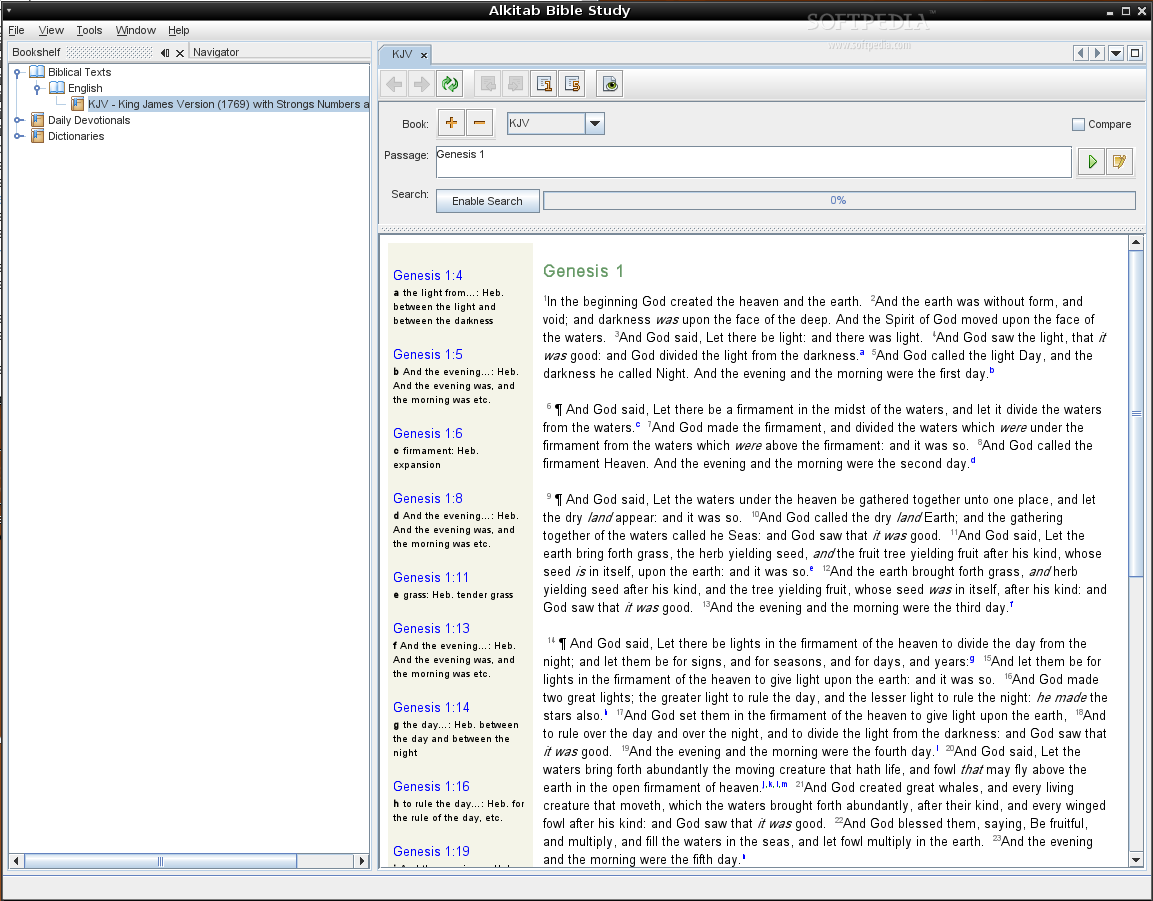 ALKITAB BIBLE STUDY PDF