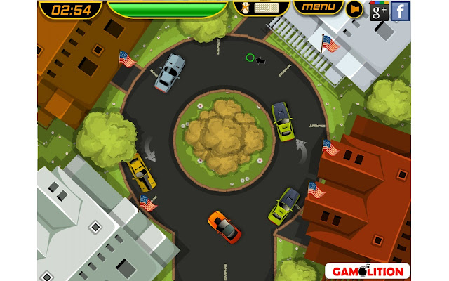 American Muscle Car Parking screenshot 1