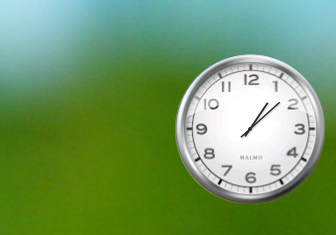 Android Clock Screenlet screenshot 1
