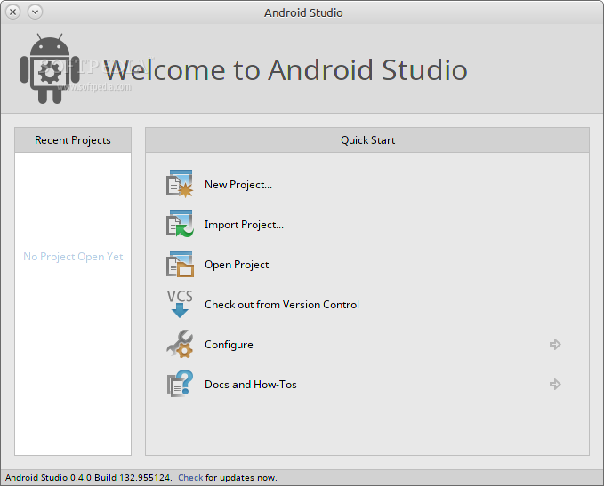 Download Android Studio Linux 3 3