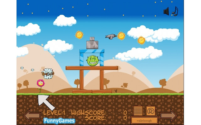 Angry Animals screenshot 1