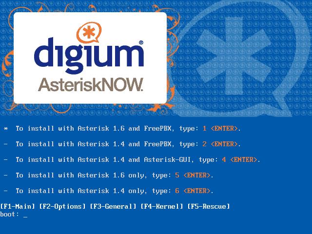 asterisknow 1.7.1