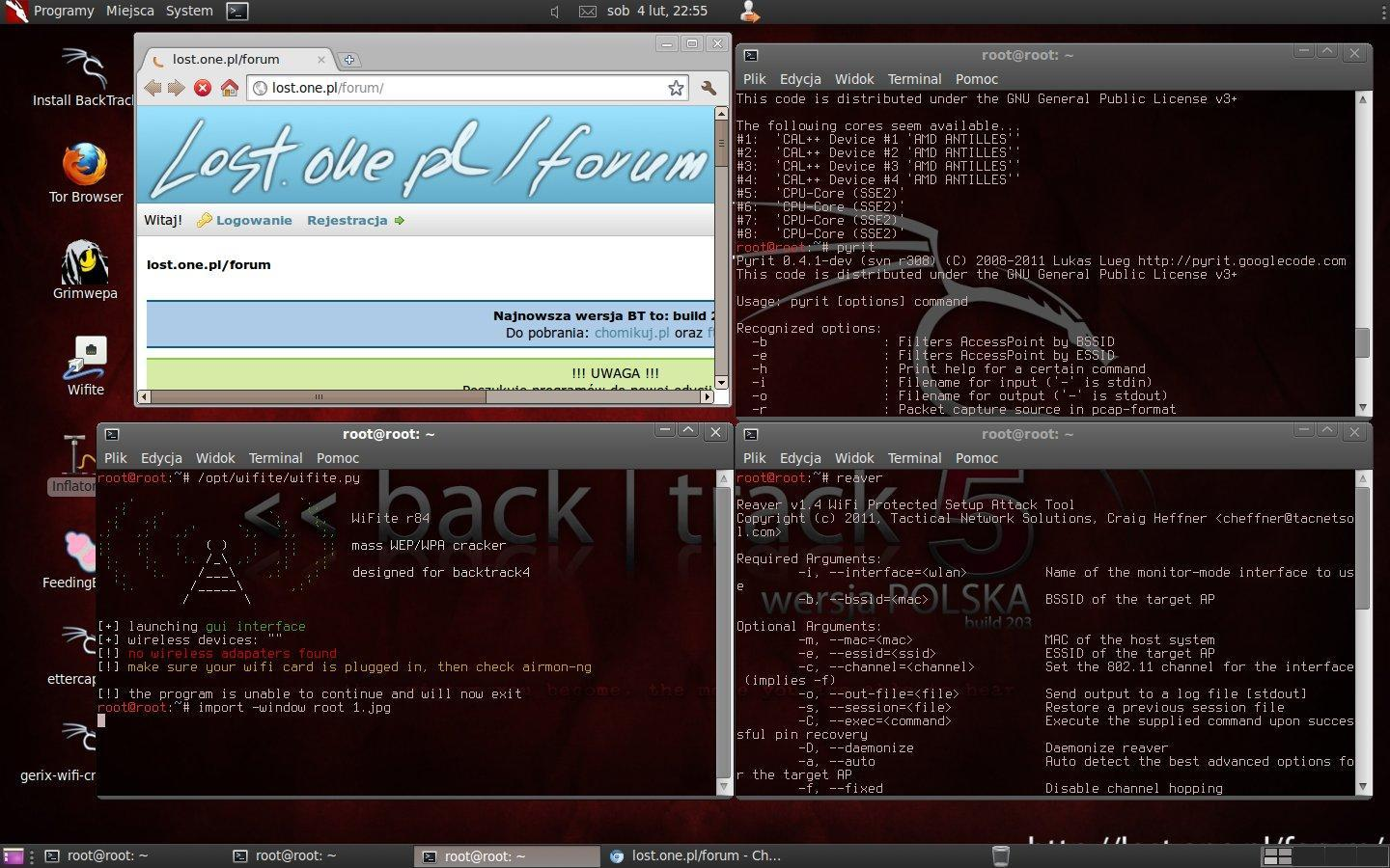backtrack 5 r3 android apk