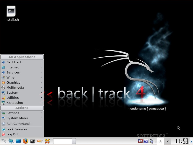 Download BackTrack 5 R3