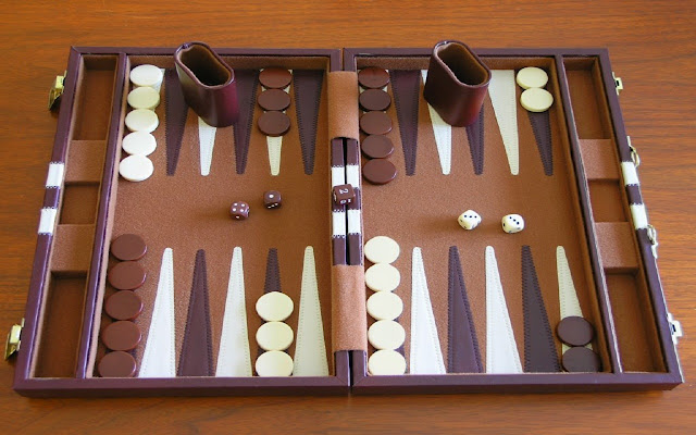 Backgammon screenshot 1