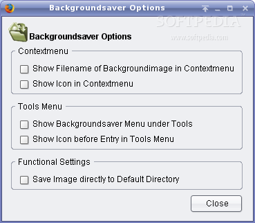 Backgroundimage Saver screenshot 1