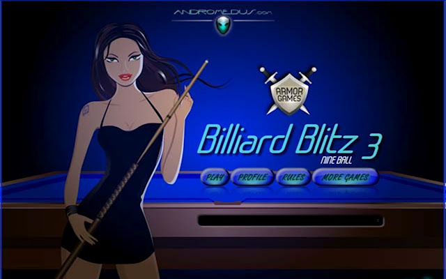 Billiard Blitz 3 HD screenshot 1