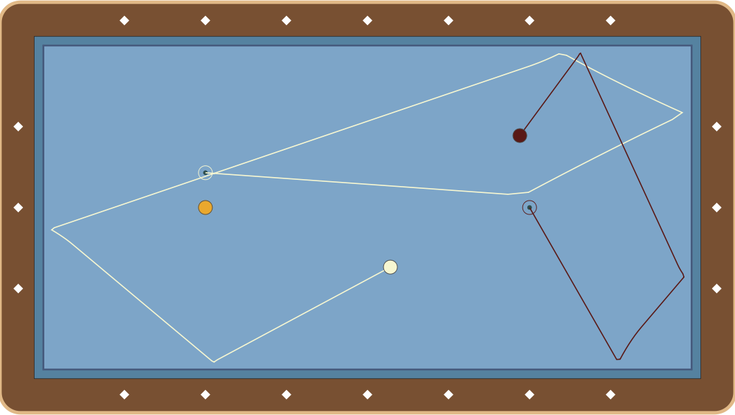 Billiards screenshot 1