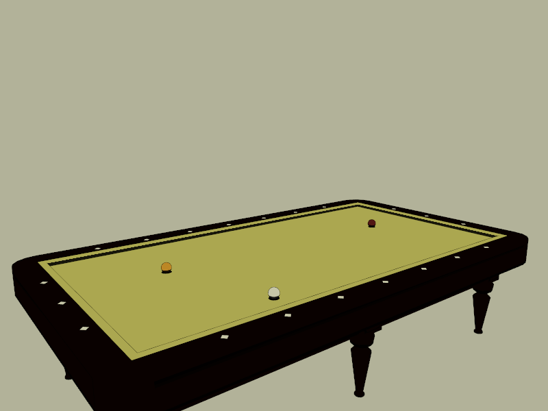 Billiards screenshot 2