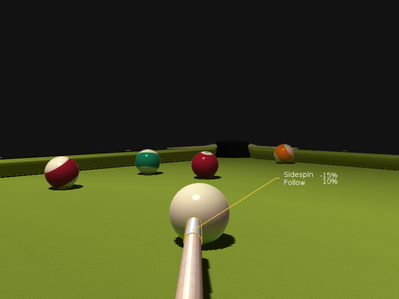 Billiards screenshot 3