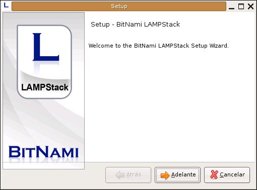 Download Bitnami LAMP Stack Linux 7 3 7-1