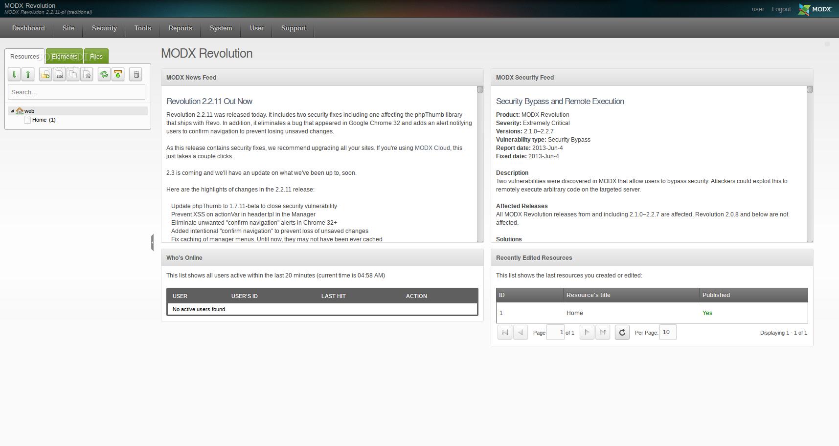 Download Bitnami MODX Module Linux 2 7 1pl-6