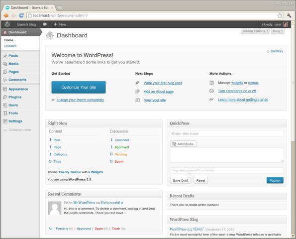Download Bitnami WordPress Module Linux 5 2 2-3