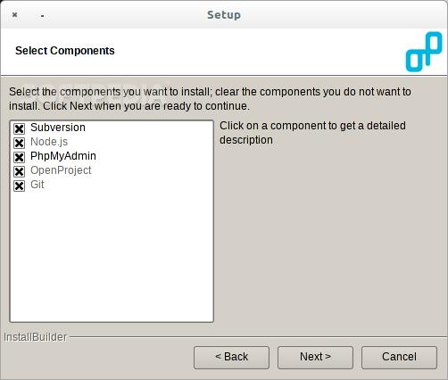Download Bitnami OpenProject Stack Linux 9 0 3-0