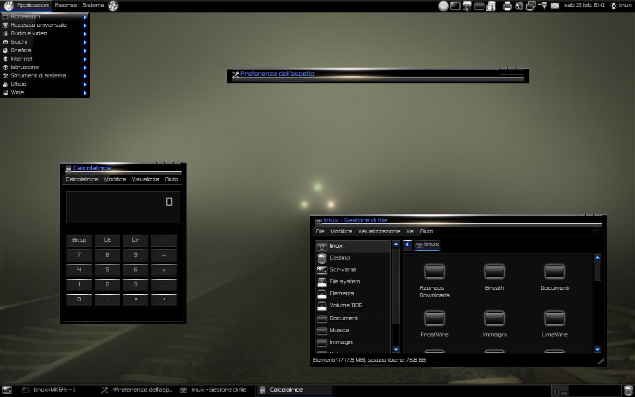BlackRain screenshot 1