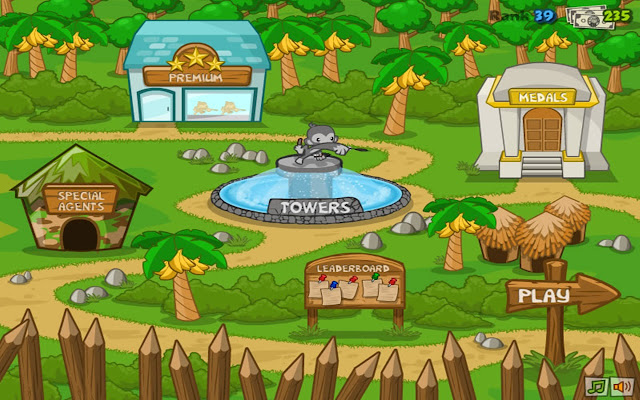 Bloons 9 game bloons tower defense 5 hd screenshot 1