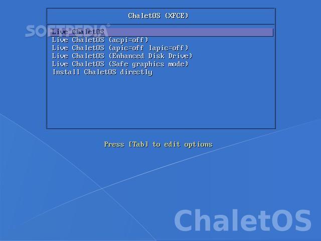 Download ChaletOS 16 04 1