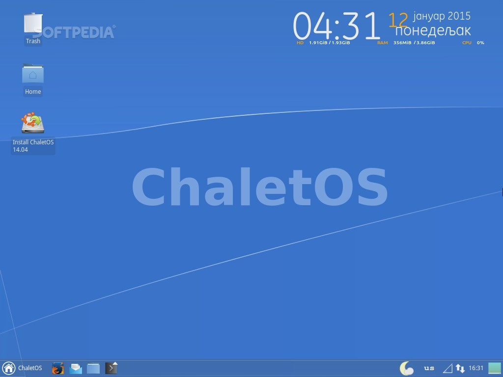 Download ChaletOS 16 04 1