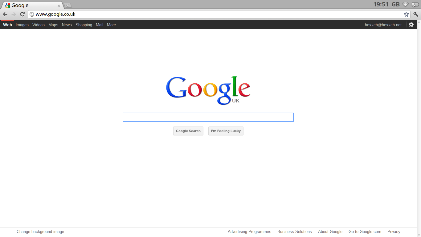 Chromium OS Vanilla screenshot 4