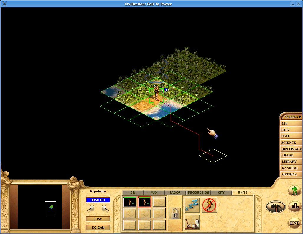 Civilization: Call to Power screenshot 3