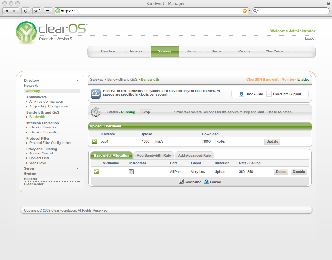 clearos 6