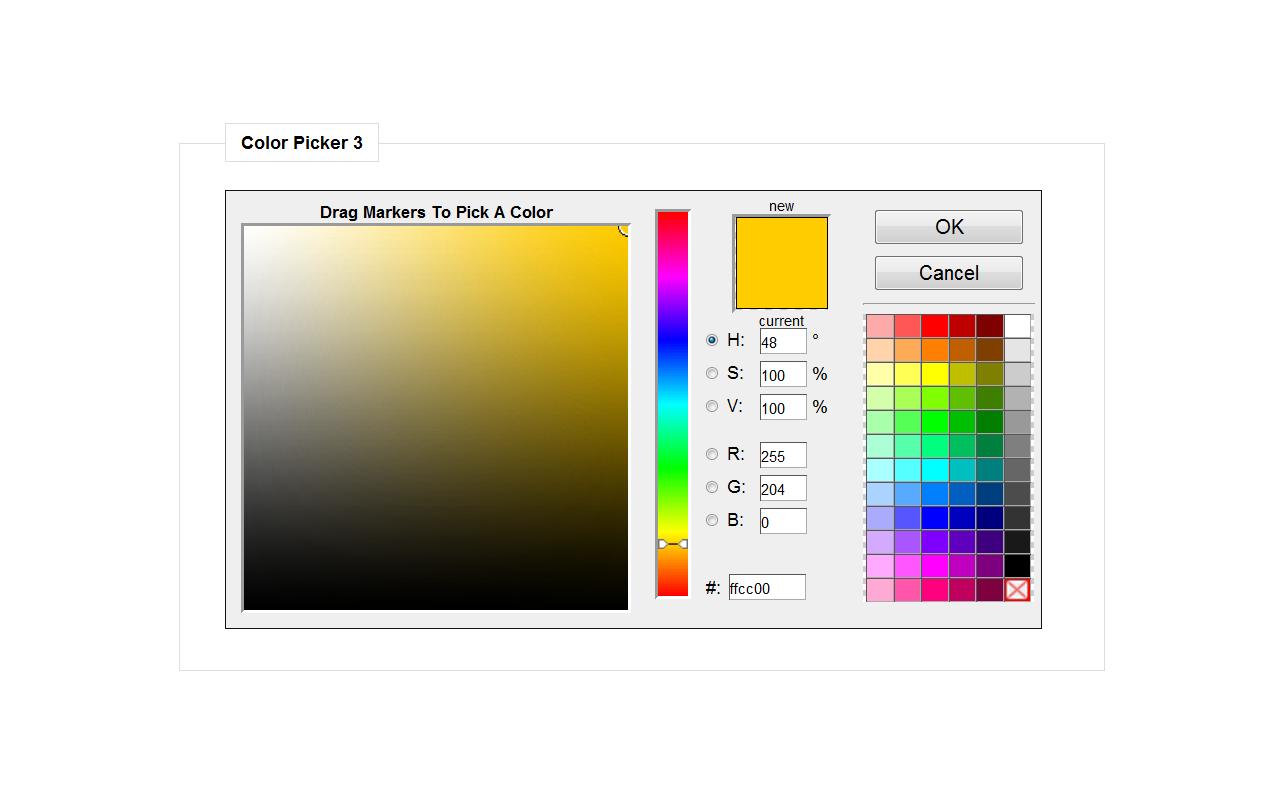 Extensions Color Picker 93