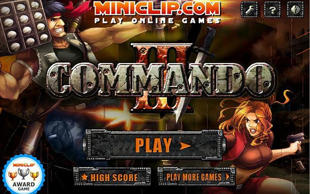 miniclip commando 2 game free download full version for pc