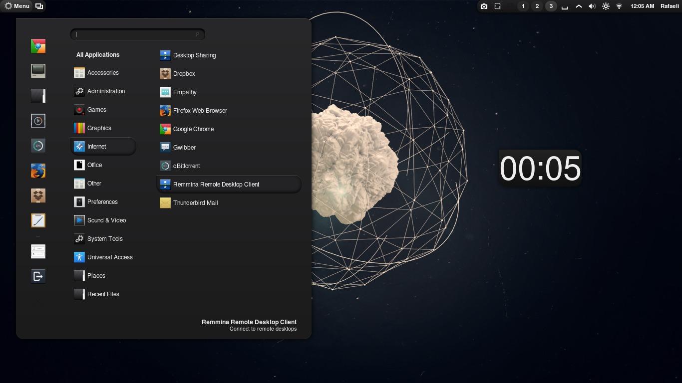 Download Dark Void Cinnamon Linux 18