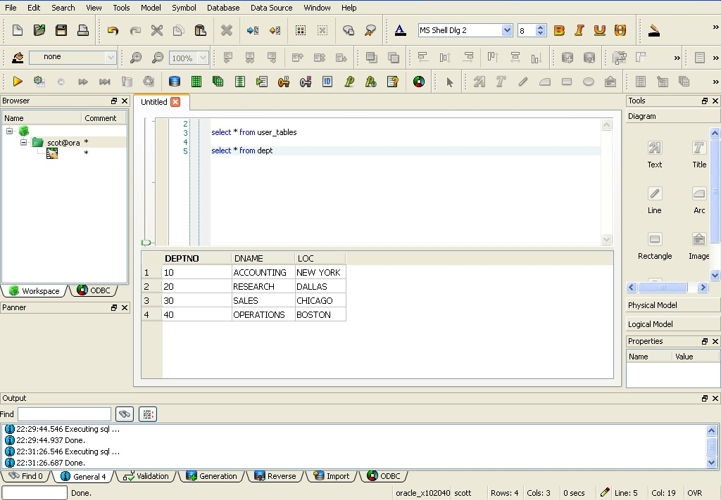 Data Architect screenshot 1