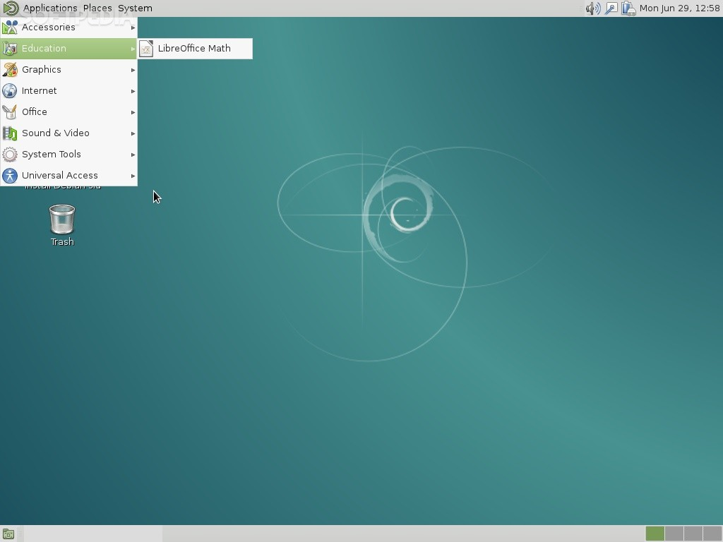 Download Debian Live MATE 10 0