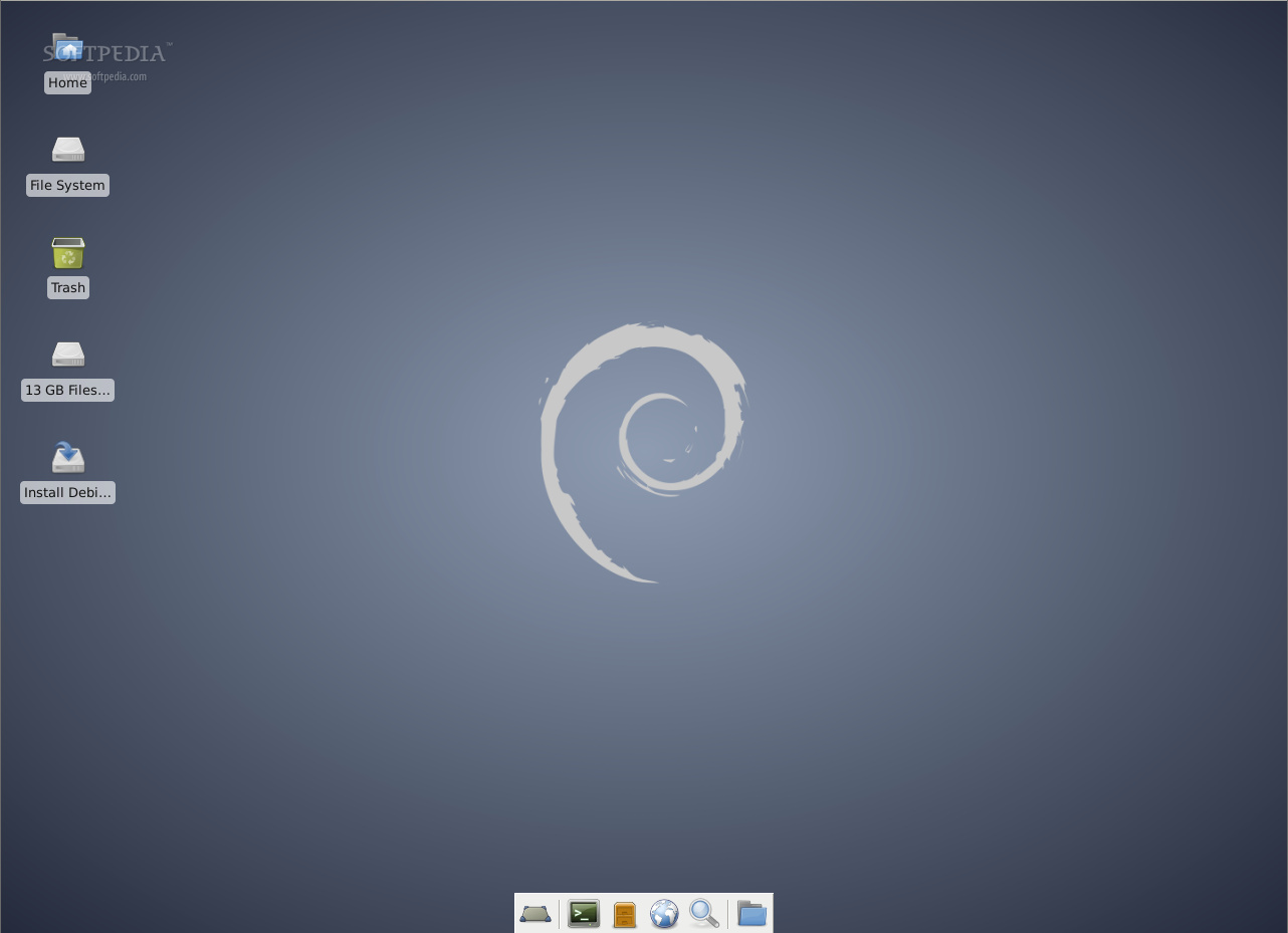 Download Debian Live Xfce 10 0