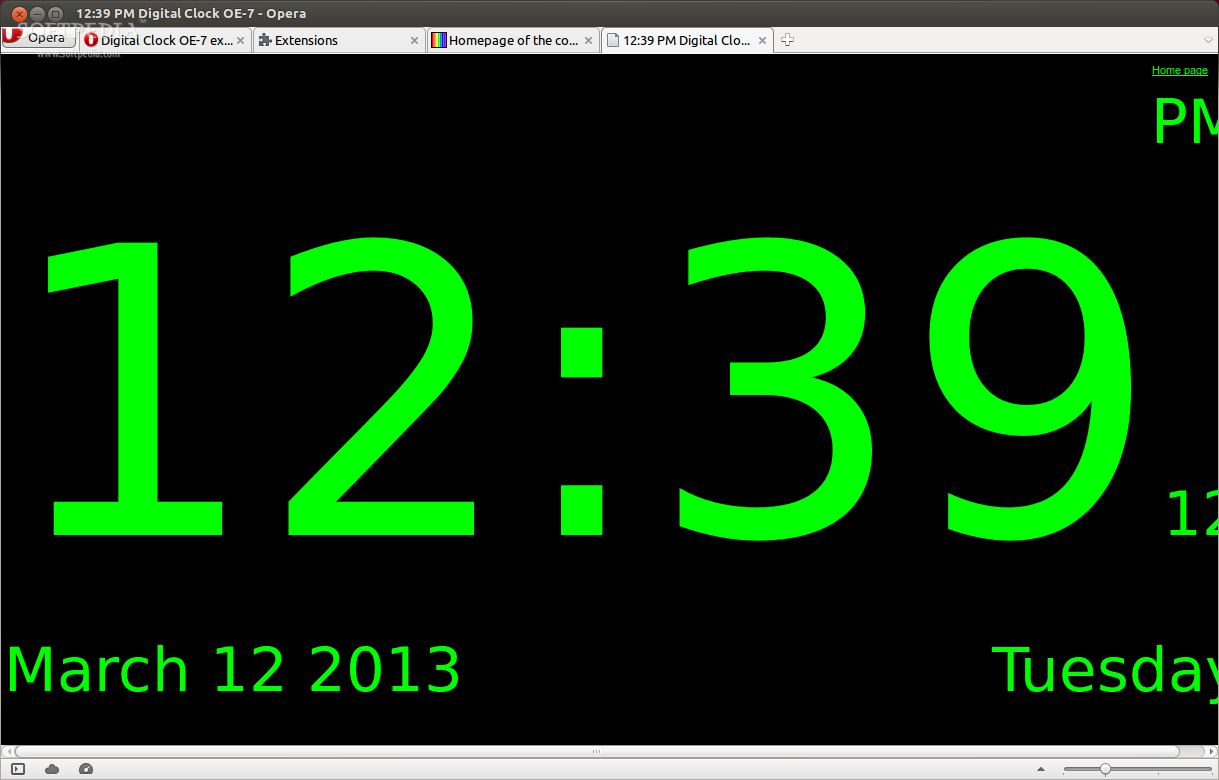 Displaying 15> Images For - Digital Clock...