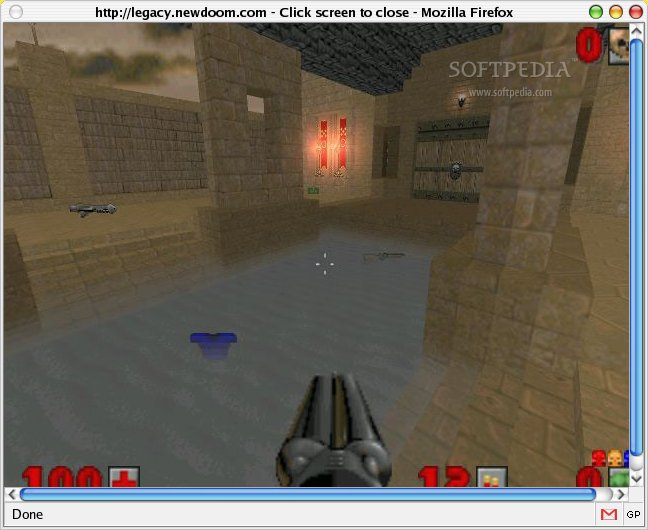 DooM Legacy screenshot 1