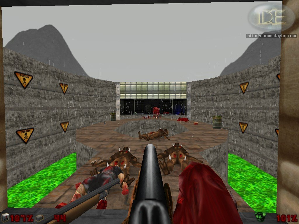 how to build doom in the brrom