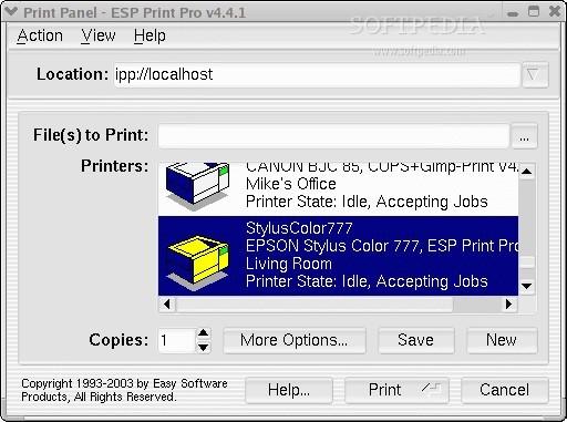 Download ESP Print Pro Linux 4 5 12