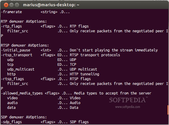 Download FFmpeg Linux 4 2 1