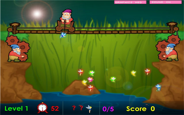 Fairy Fishing screenshot 1