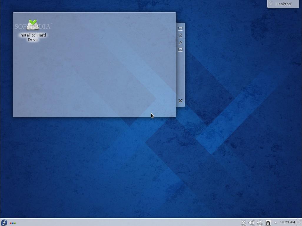 Download Fedora KDE Live 30