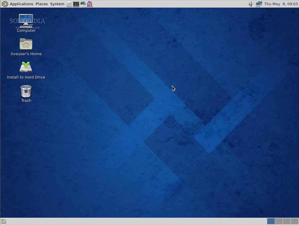 Download Fedora MATE Compiz Live 30