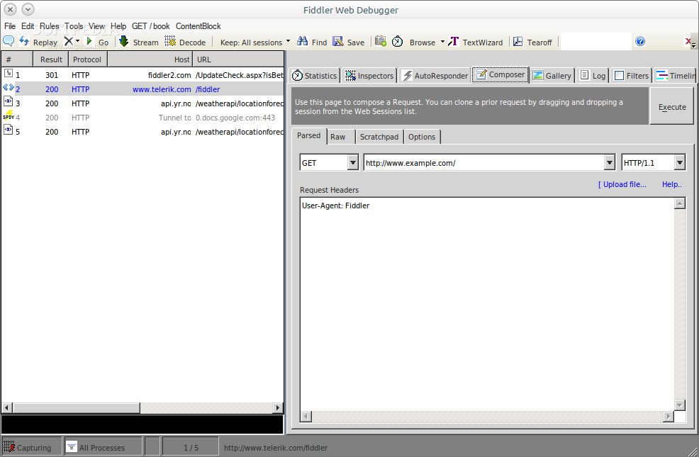 Download Fiddler for Mono Linux 4 4 8 4