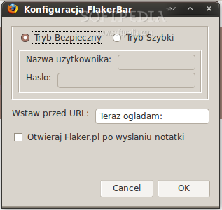 FlakerBar screenshot 1