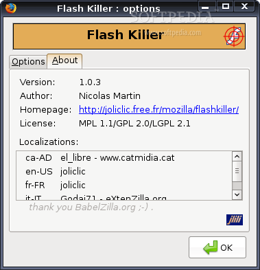 Flash Killer screenshot 2