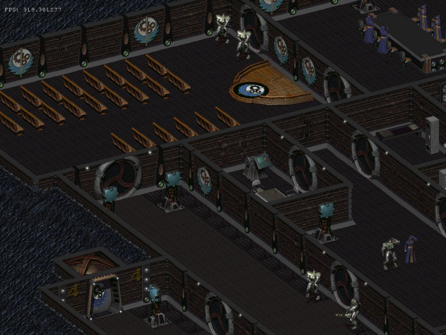 Download Flexible Isometric Fallout-like Engine Linux 2008 1