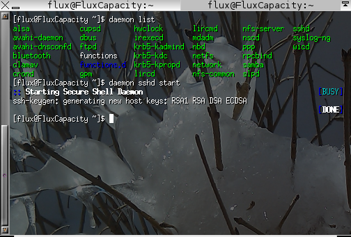 Flux Capacity screenshot 2