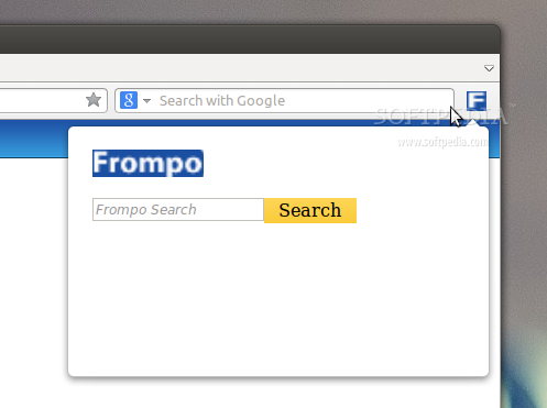 Frompo for Opera screenshot 1