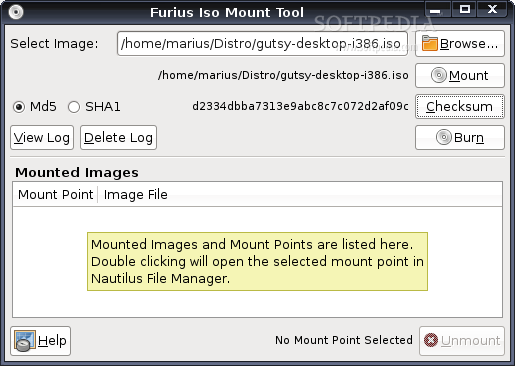 Furius ISO Mount screenshot 1