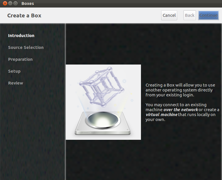 Download GNOME Boxes Linux 3 33 3